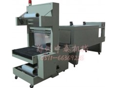 纸箱自动套膜包装机 PE膜套膜热缩机 PE膜缩包机