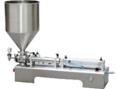 半自动灌装机 半自动膏体灌装机 胶水自动灌装机