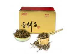 南国公主-金剑眉本色,滇红茶,红茶,茶叶,工夫红茶