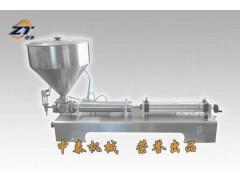 胶水灌装机、乳胶灌装机、半自动膏体灌装机